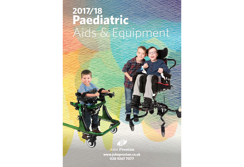 Paediatric Equipment brochure John Preston 2017