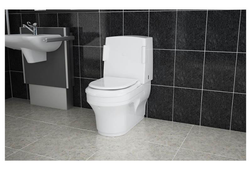 clos-o-mat vita wash & dry toilet