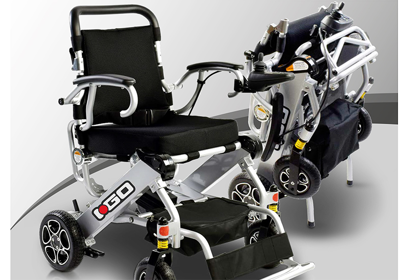 i-Go Sell Sheet pride mobility