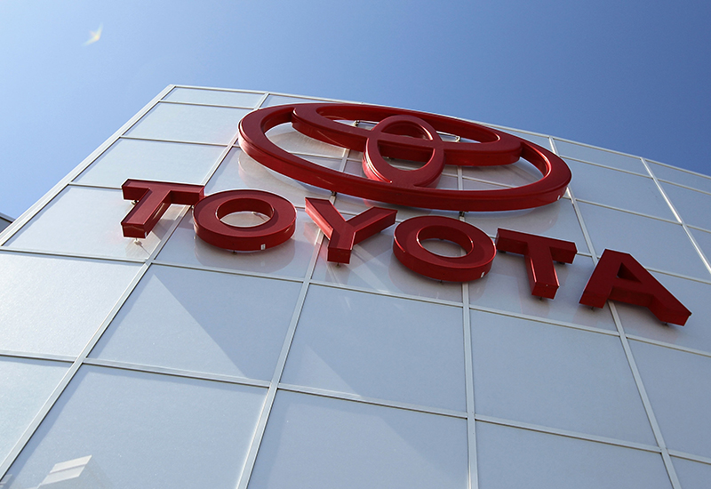 Toyota Reports 2.2 Billion In Profit For Fiscal Year