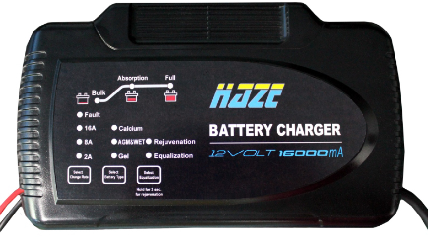Haze battery charger