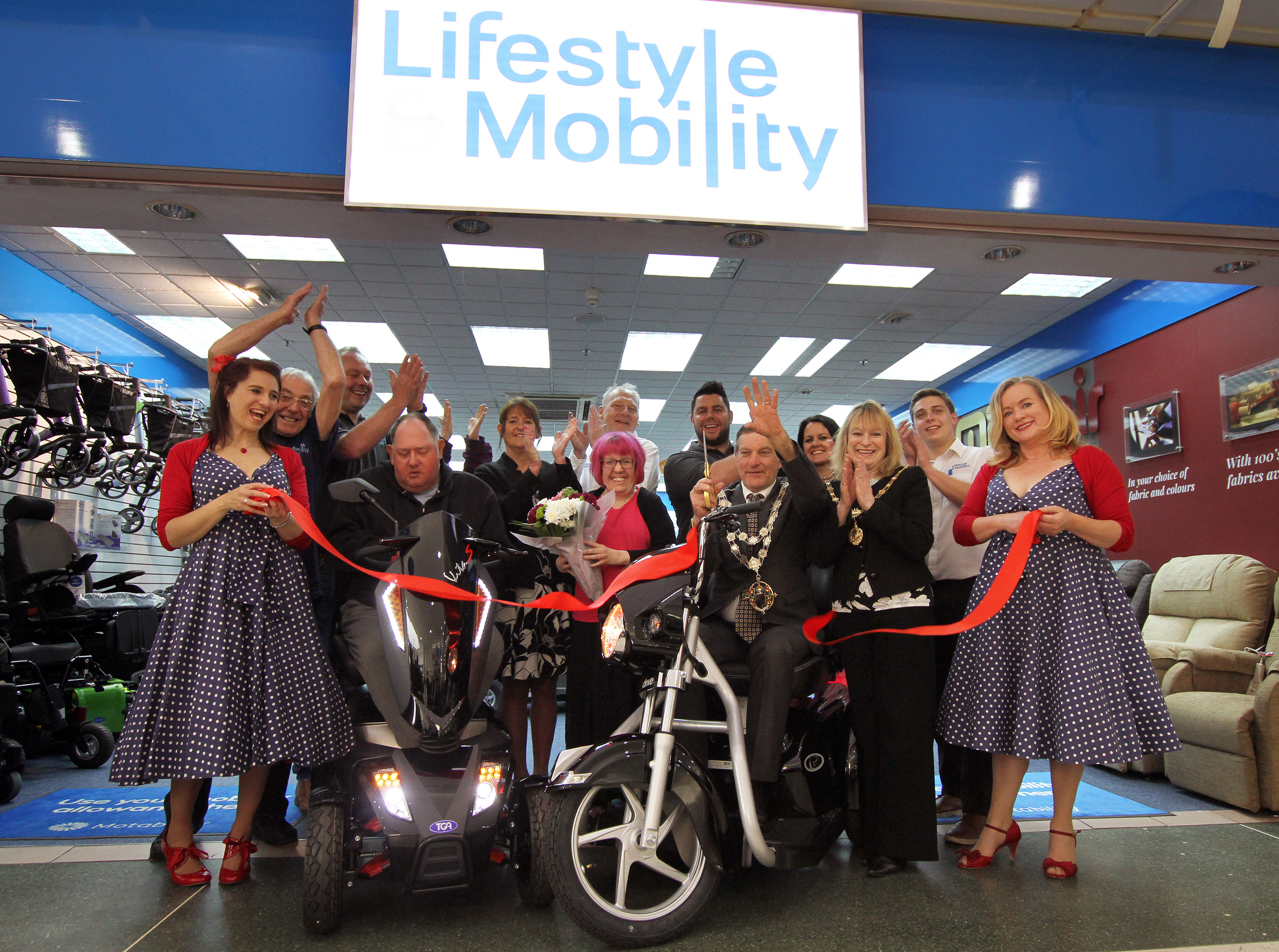 Lifestyle and Mobility tga