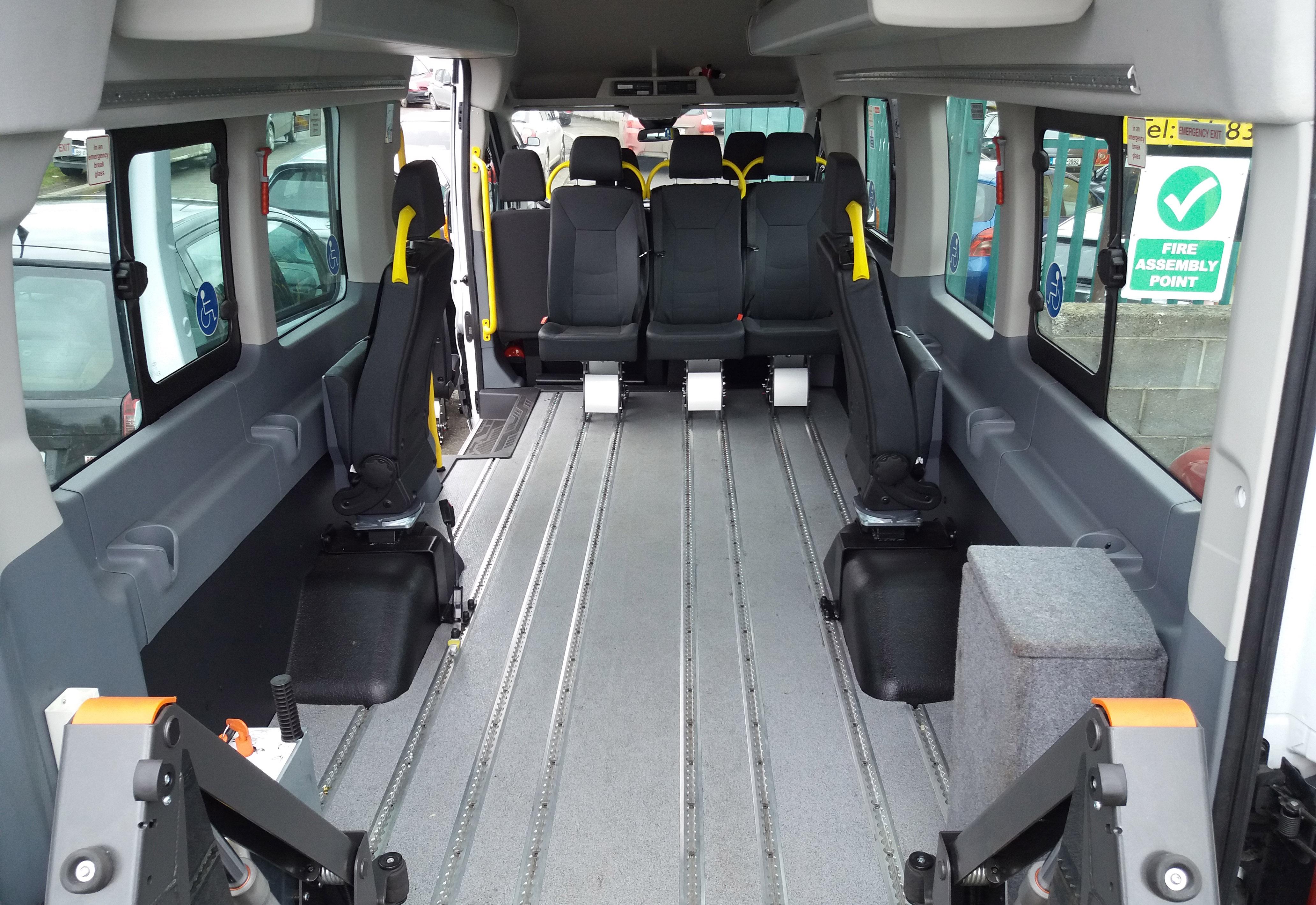 McElmeel Mobility L4 Accessible minibus (4) crop