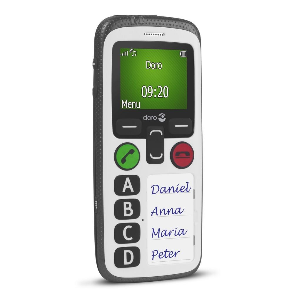doro simple mobile phone