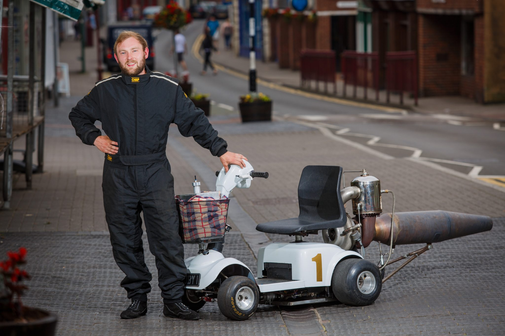 tom bagnall scooter credit swns