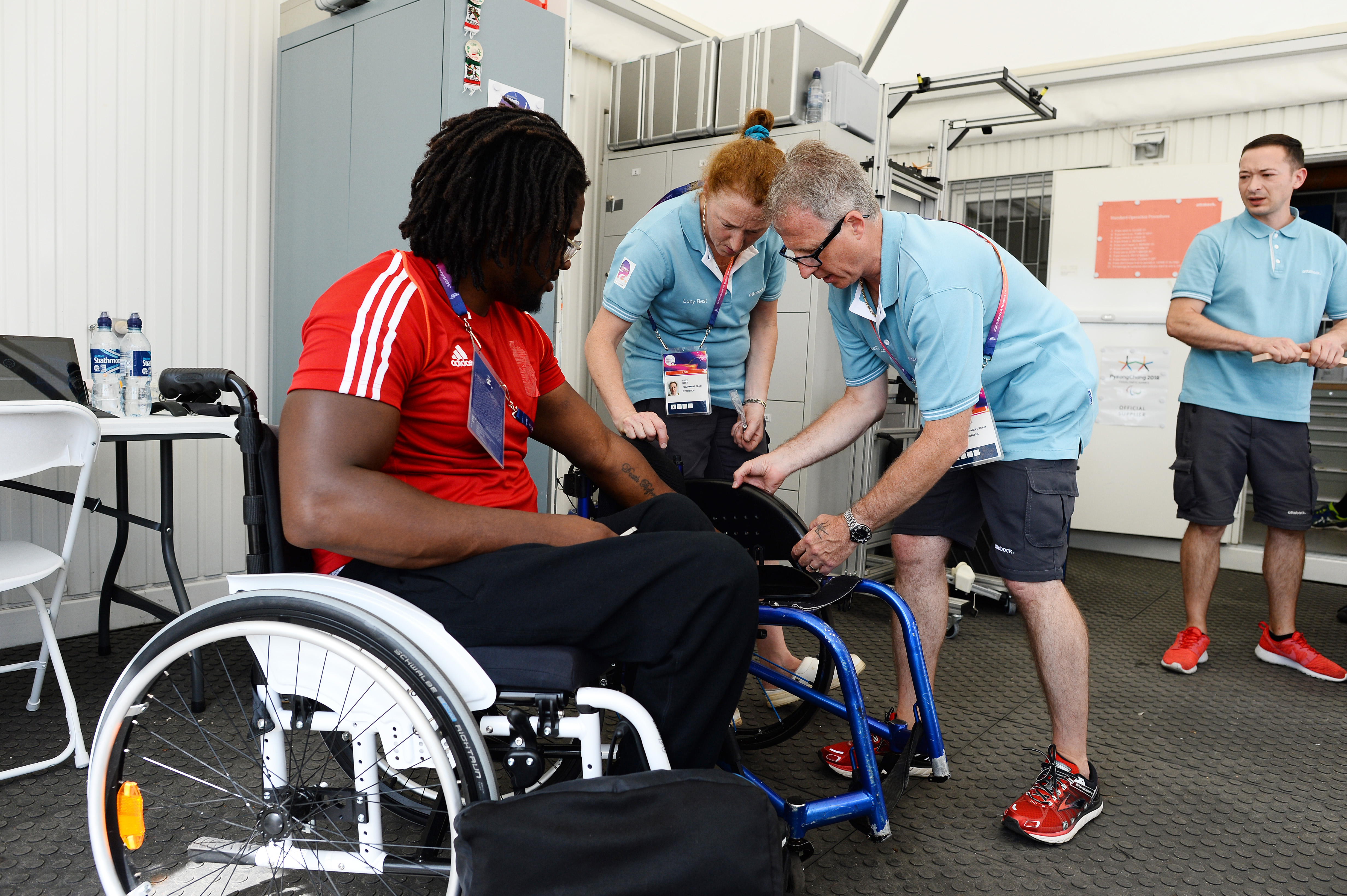IPC World ParaAthletics Championships 2017 London – Day Five