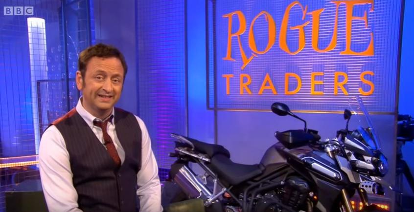 BBC Rogue Traders