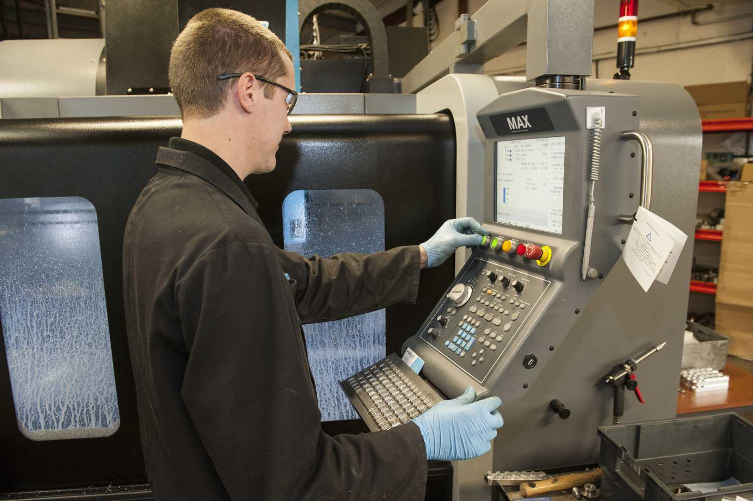 Koller boasts extensive design and manufacturing capabilities at its Yeovil base