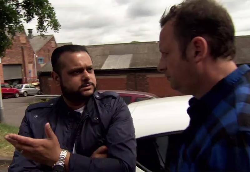 Arise Mobiltiy Goe Grewal BBC Rogue Traders
