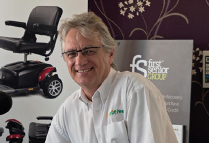 Dave Smith, Beactive Mobility