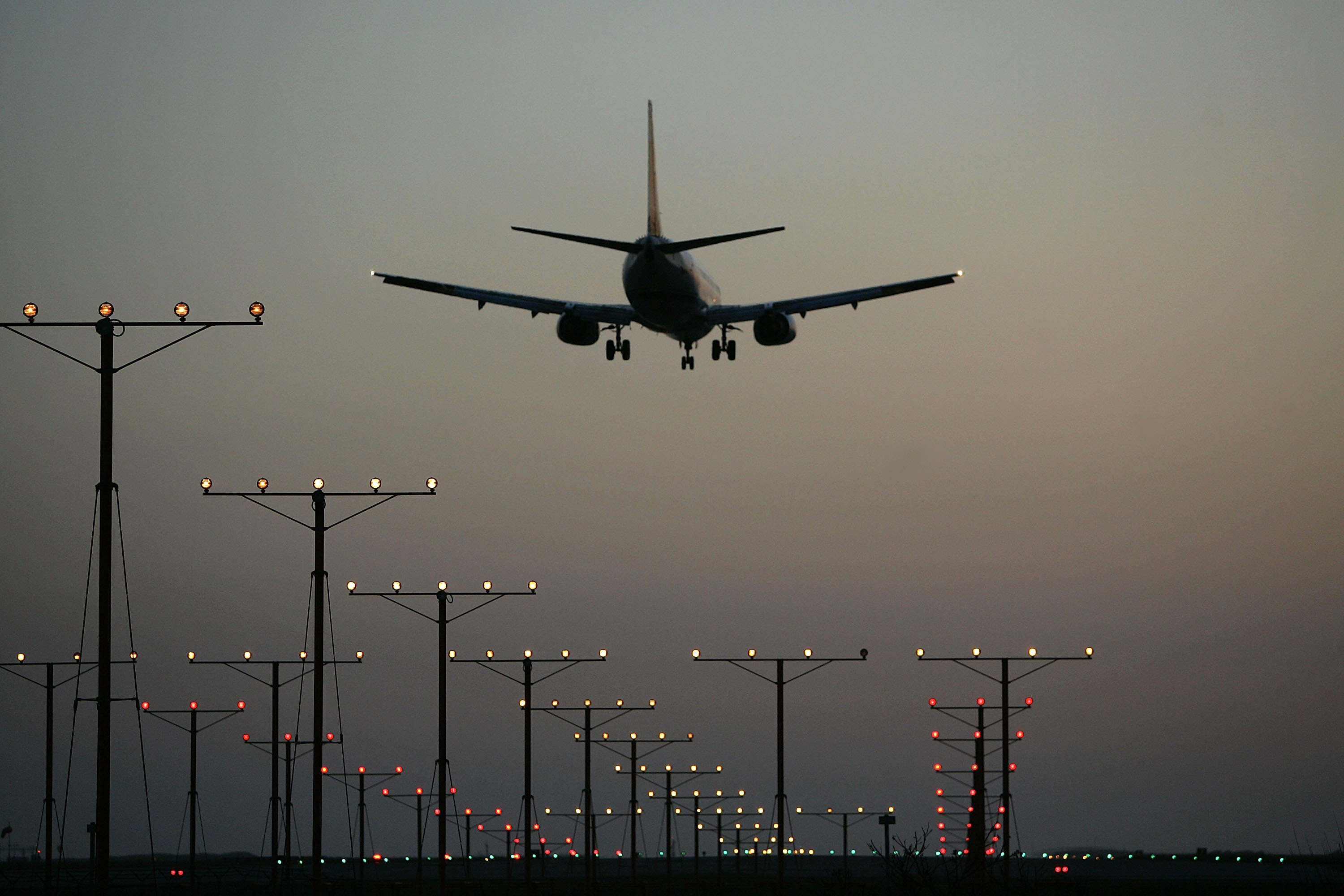 U.S. Airline Industry Struggles Through Turbulent Times