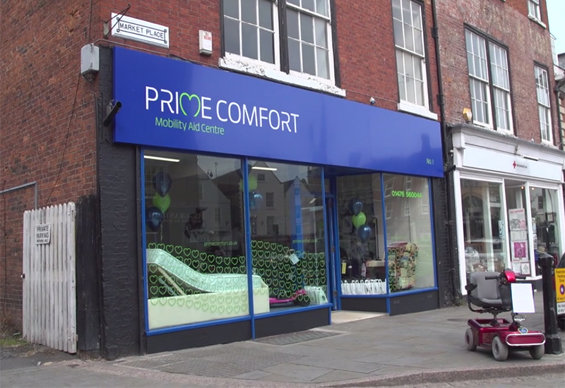 prime comfort store