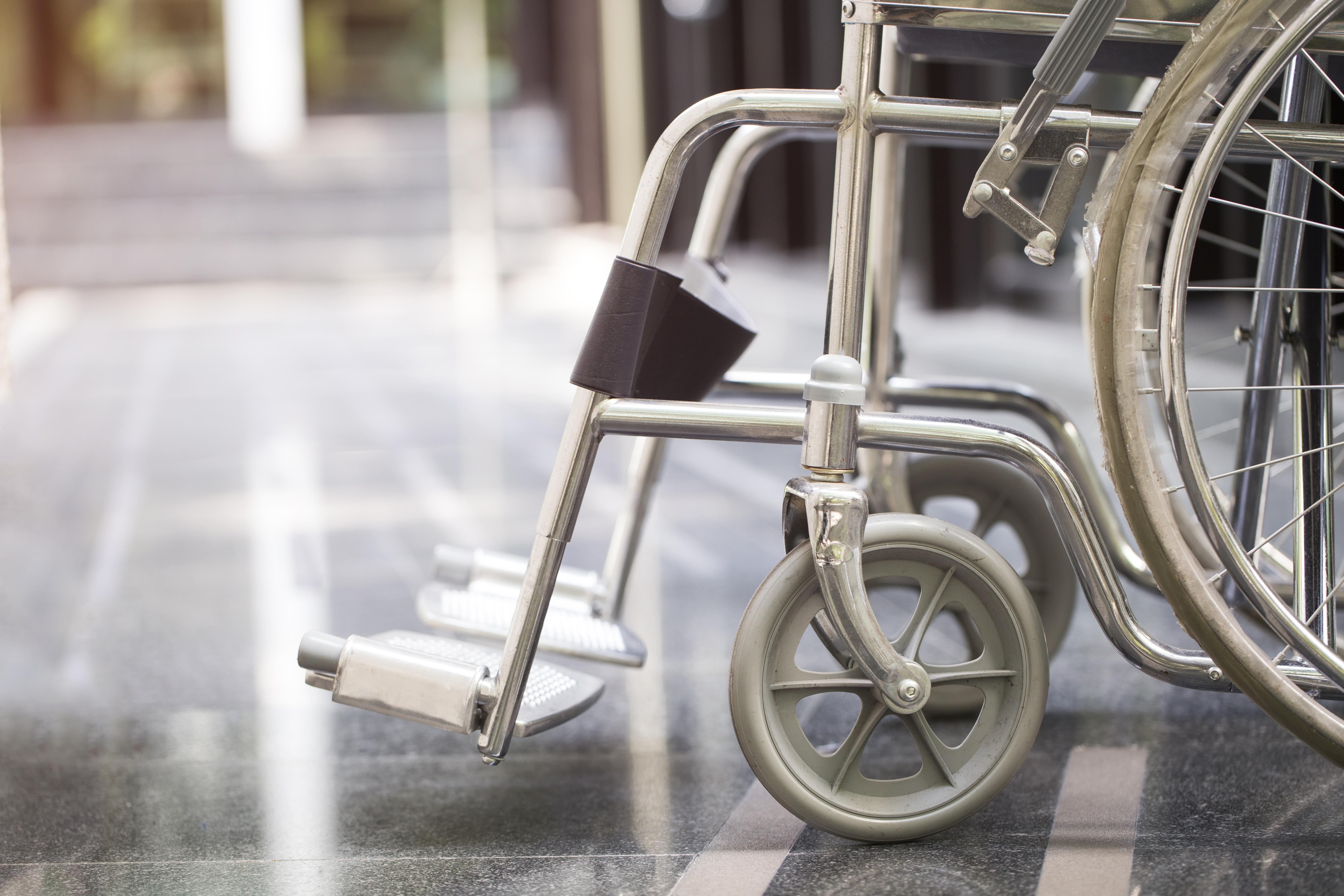 wheelchair shutterstock_382827400