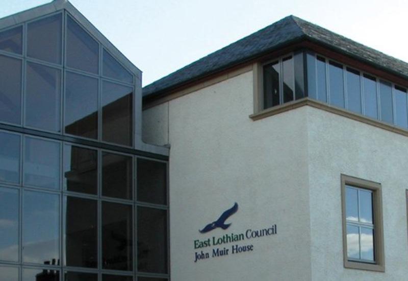 Legrand Jontek East Lothian Council