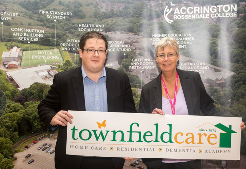 Townfield Care contract