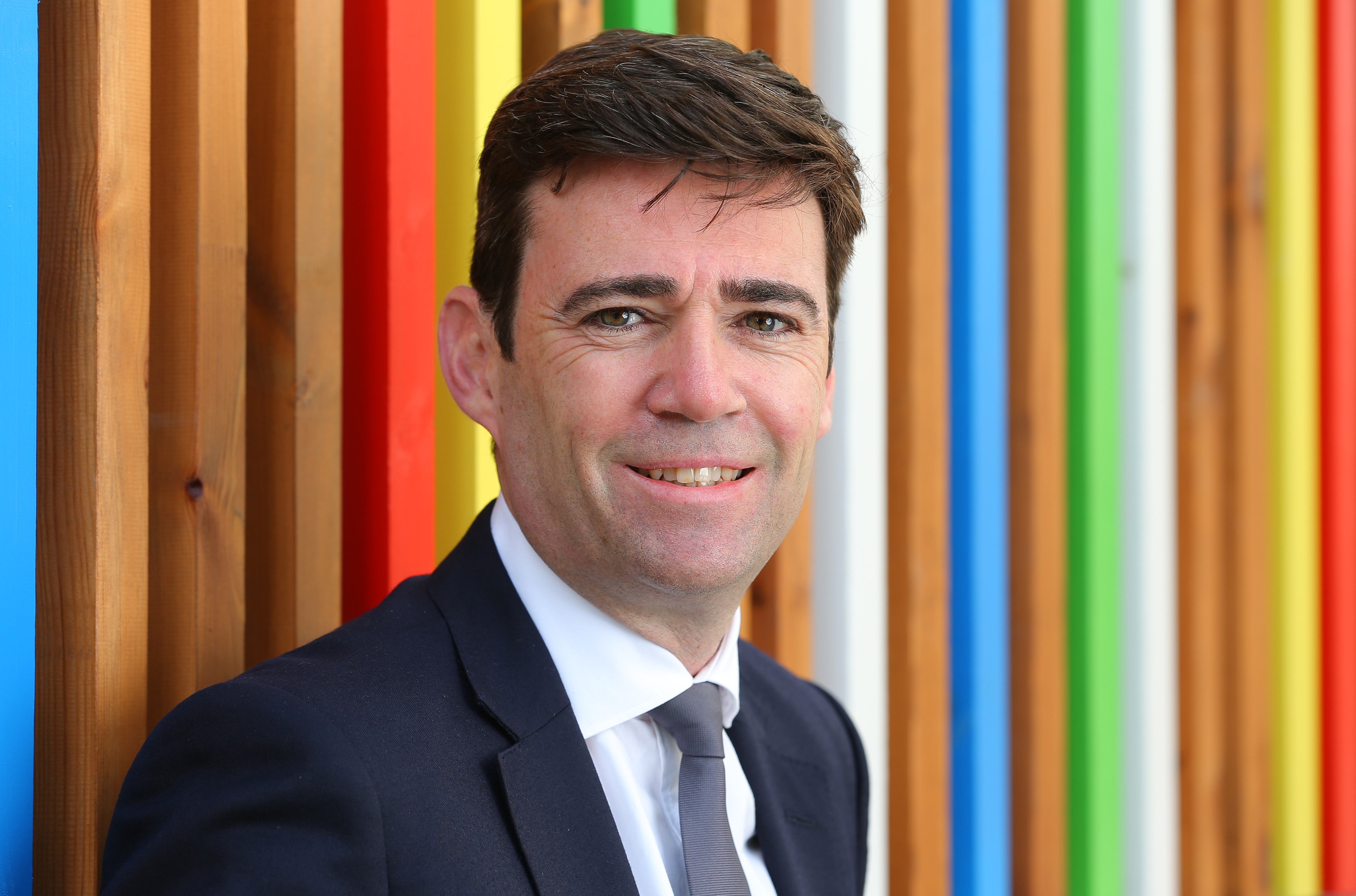 Andy Burnham Delivers A State Of The Leadership Race Speech