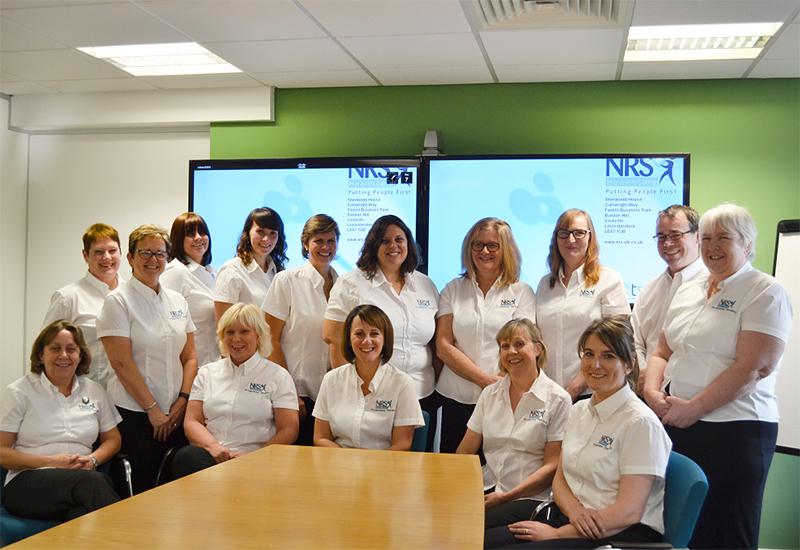NRS OT team