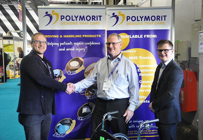 polymorit wheellator ot show