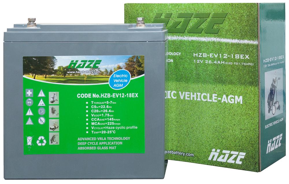 EX Range Haze