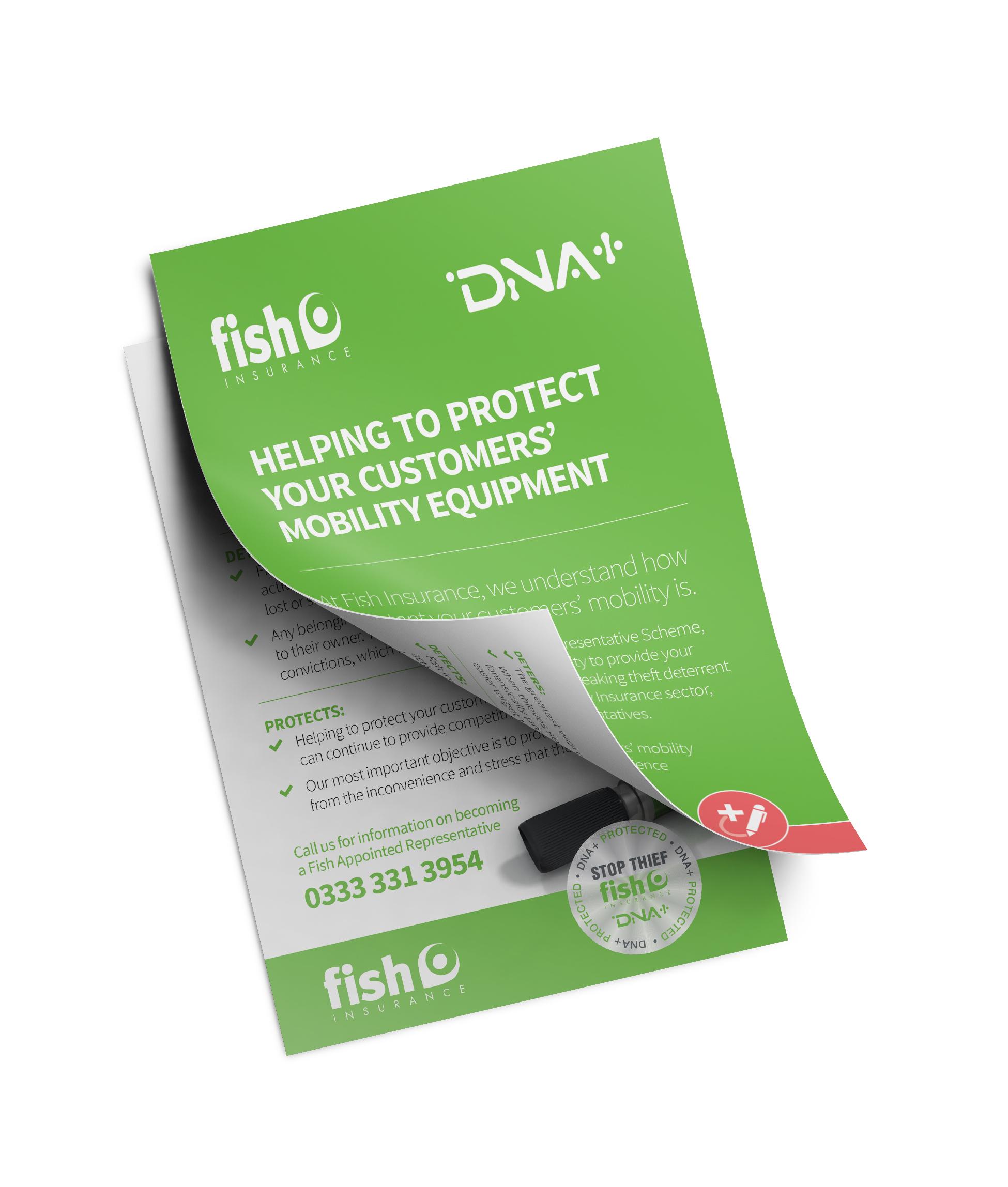 Retailer insurance Fish