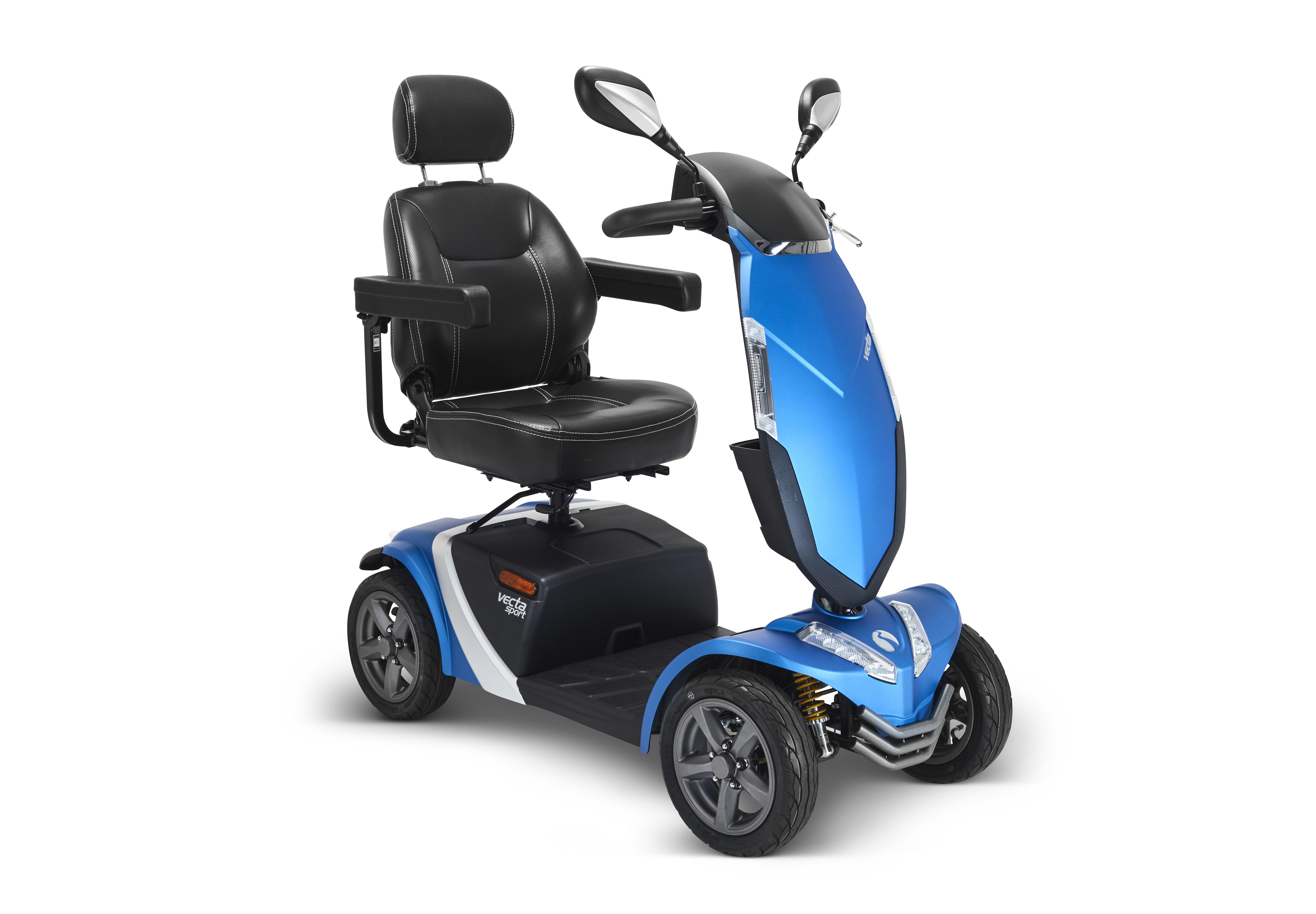 Vecta Sport 3QR Cobalt Blue – Sept 17 -1718602_Blue