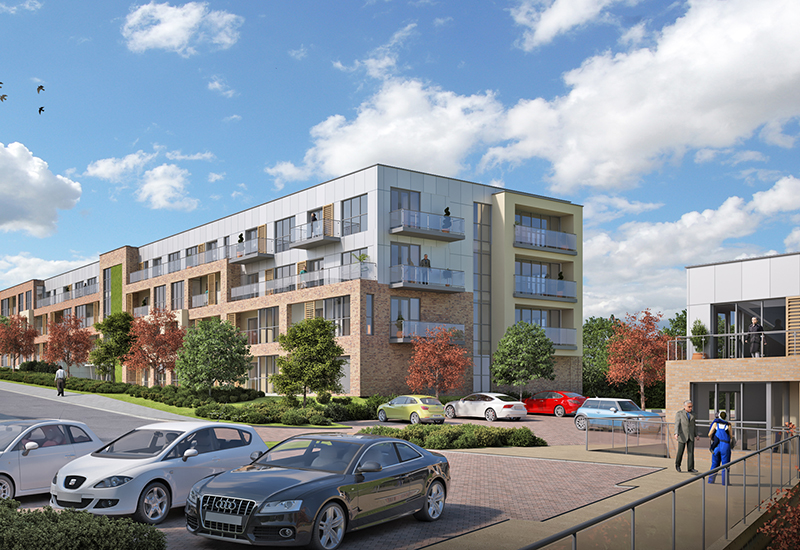 Middlemore Site 7 Daventry Persepective 1 Crown Care