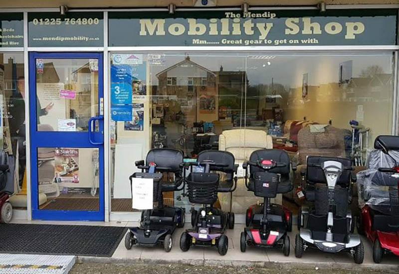 mendip mobility shop credit mendip
