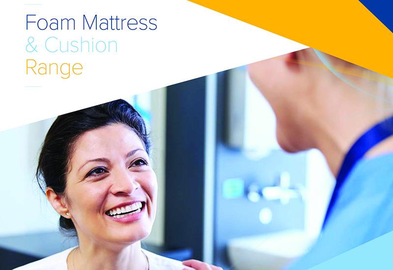Foam Mattress Brochure Cover