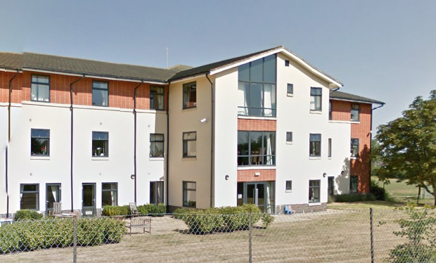 Partridge centre care home