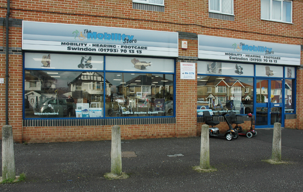 The Mobility Store Swindon