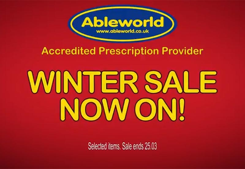 ableworld advert
