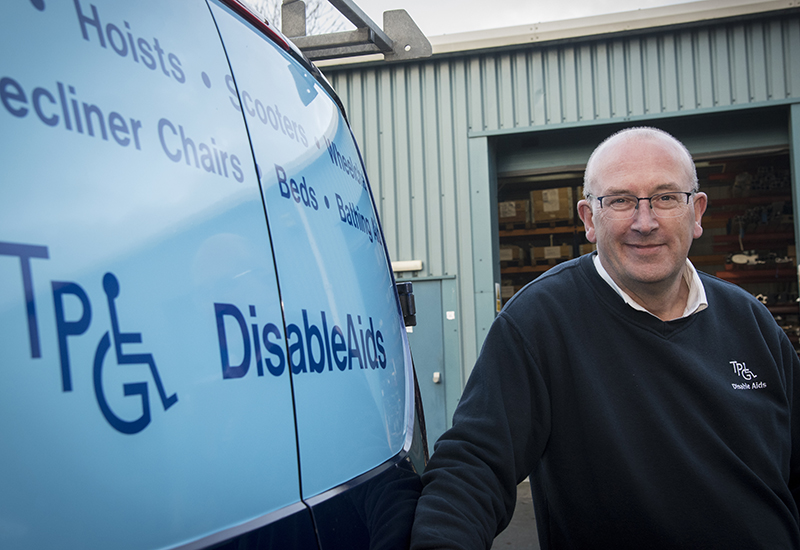 alastair gibbs tpg disableaids