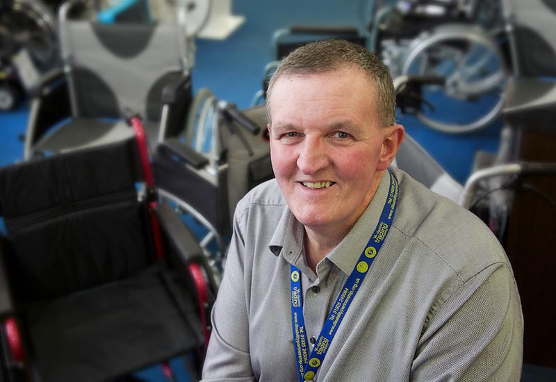 dave thompson warrington disability partnership
