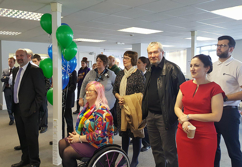 kl stairlifts launch event