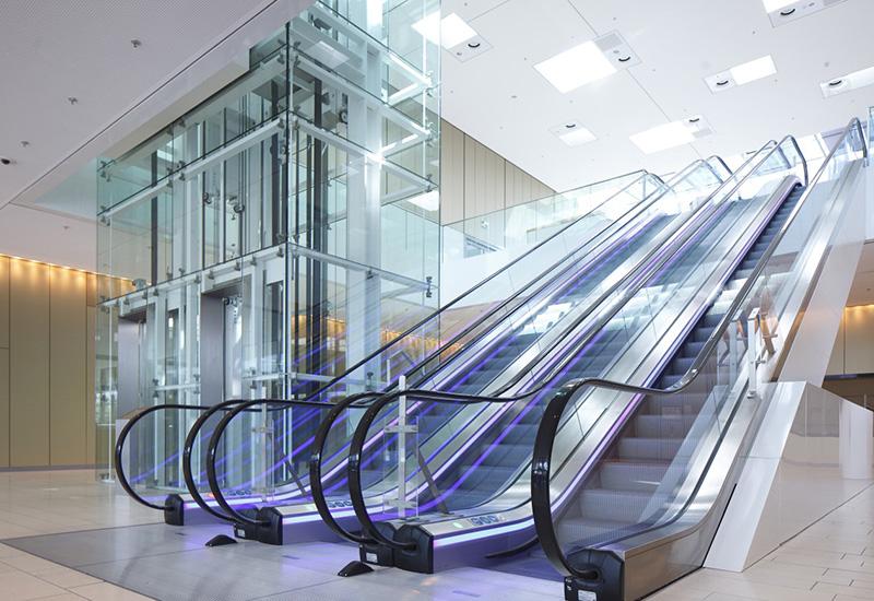 thyssenkrup escalator