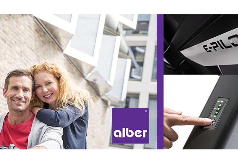 Alber e-pilot image events page