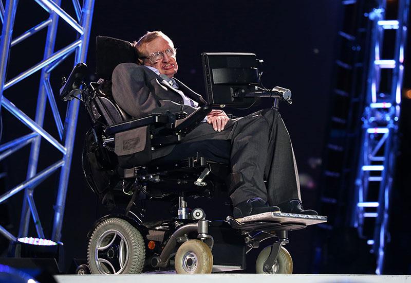 2012 London Paralympics – Opening Ceremony