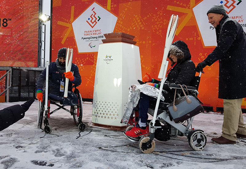 Ottobock Paralympic Torch Bearers (3)