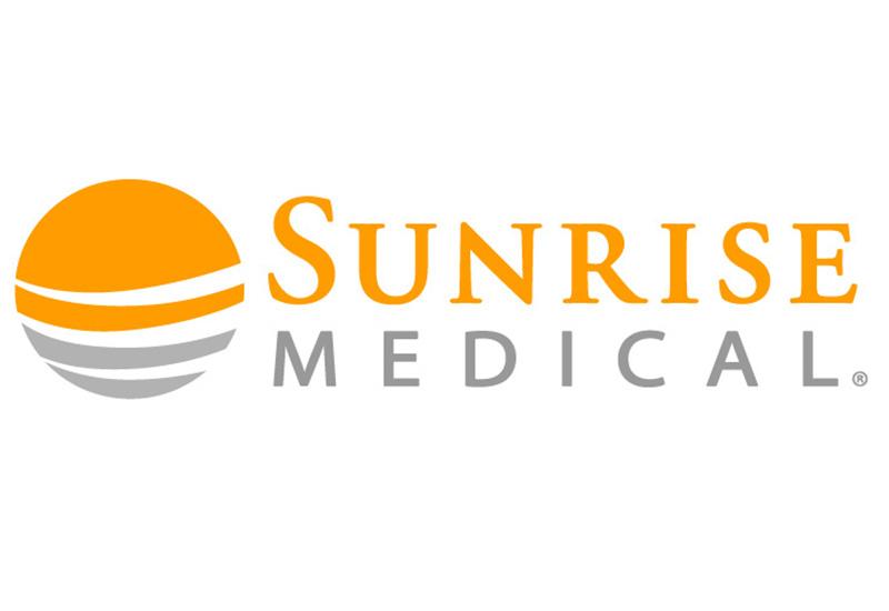 Sunrise Medical web logo