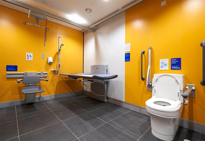 closomat merry hill intu changing places