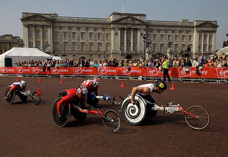 Virgin London Marathon 2011