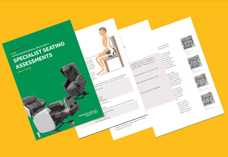 Seating Assessment eBook Collage yorks care