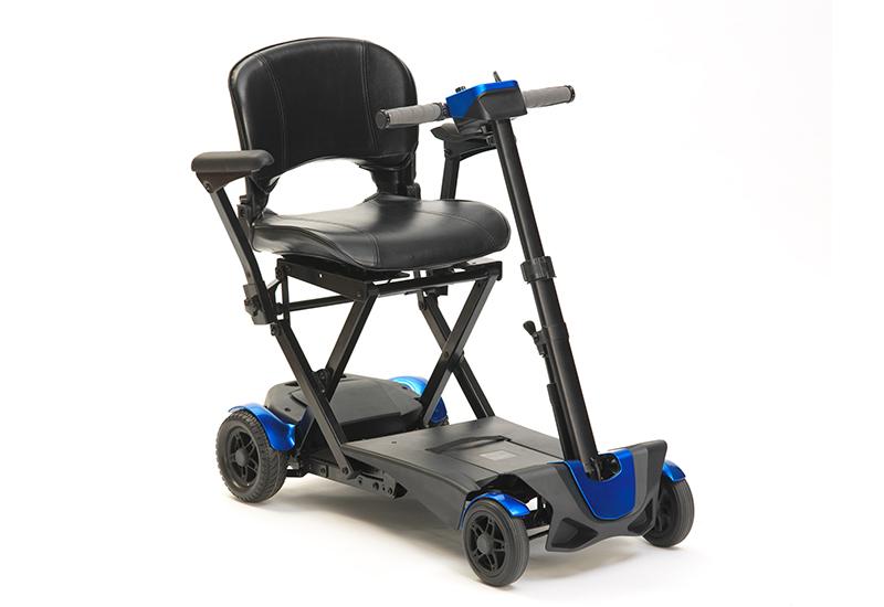 drive 4 Wheel Folding Scooter (2)
