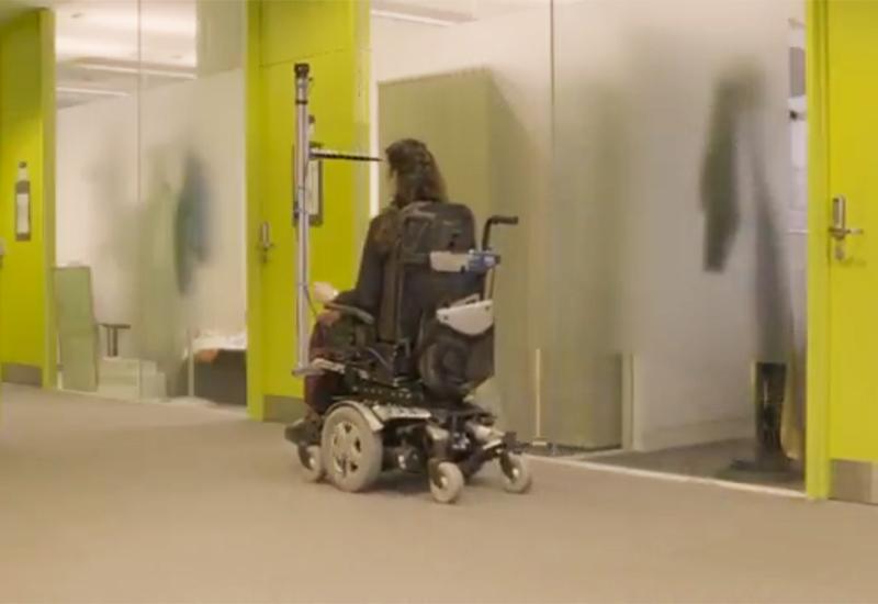imperial college london ai powerchair