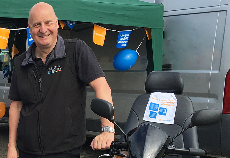 Dave Holder formerly Electric Mobility