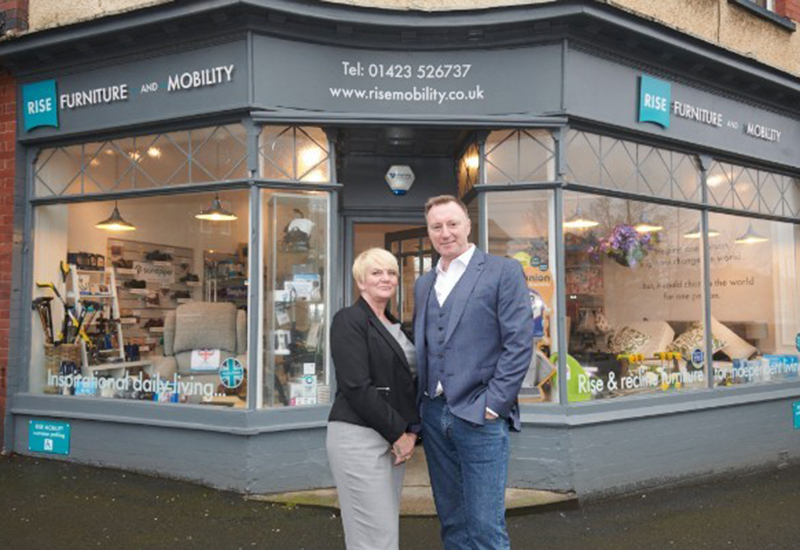 Rise Furniture and Mobility harrogate