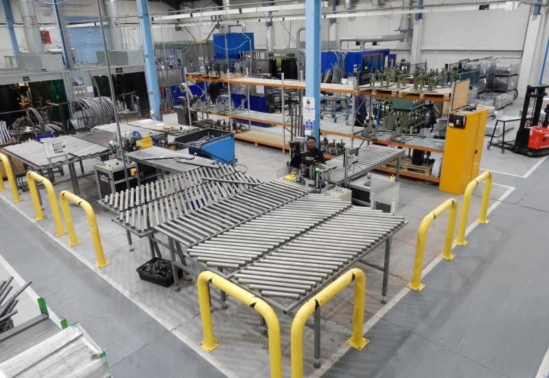 handicare factory