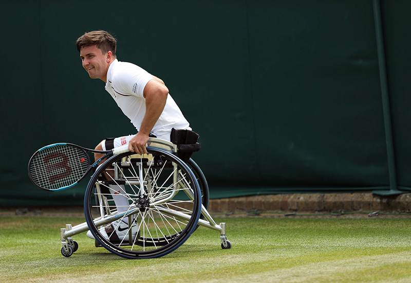 gordon reid wimbledon wheelchair tennis credit wimbledondotcom