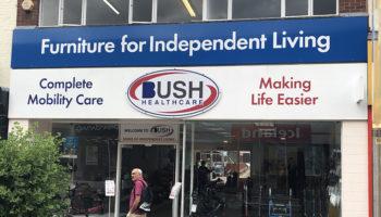 bush healthcare twitter hereford