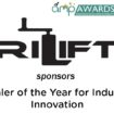 trilift awards logo